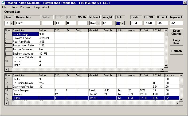 Circle Track / Road Racing Software and Electronics